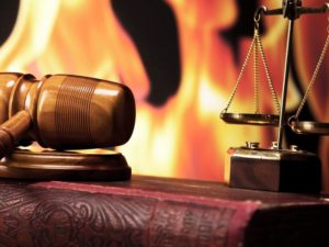 Юрист по пожарным делам